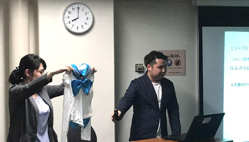 ムスリム 忍者 コスプレ インドネシア