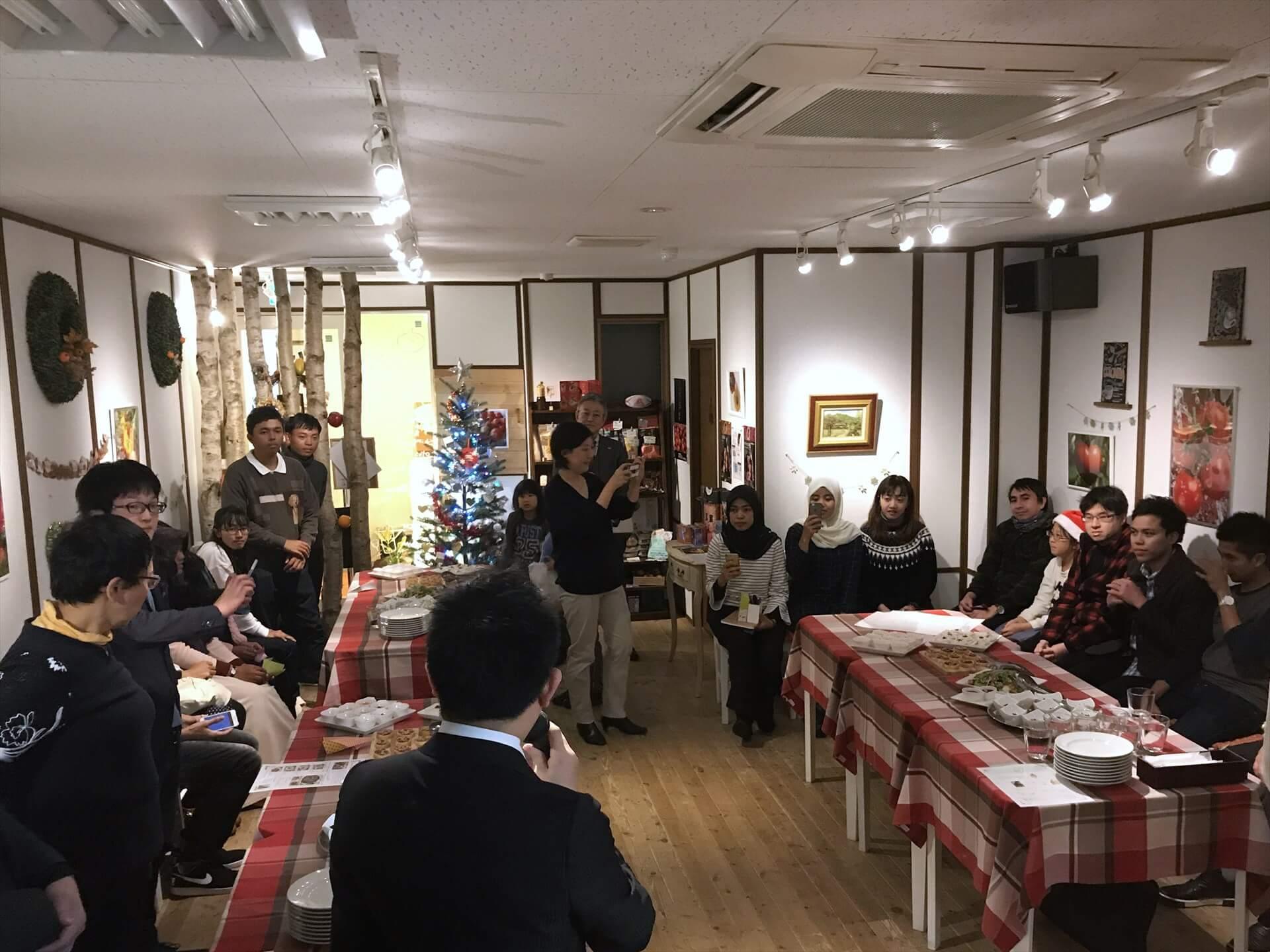 3te' Cafe' サンテカフェ ムスリムフレンドリー 心斎橋 大阪 CONVI