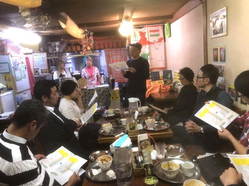 関西ムスリムインバウンド推進協議会 定例会 神戸マハル