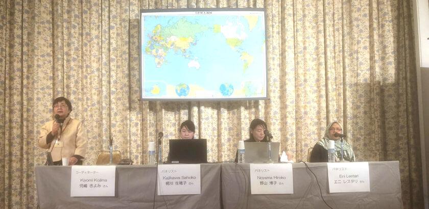 ワールドフェスタ2018 亀岡 イスラム ムスリム